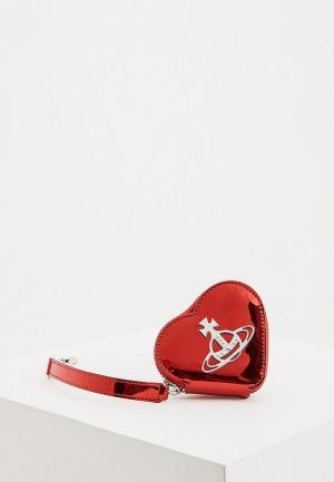 Кошелек Vivienne Westwood. Цвет: красный