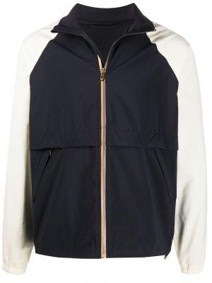 Спортивная куртка на молнии Paul Smith. Цвет: черный