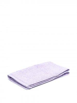 Пляжное полотенце из органического хлопка TEKLA. Цвет: фиолетовый