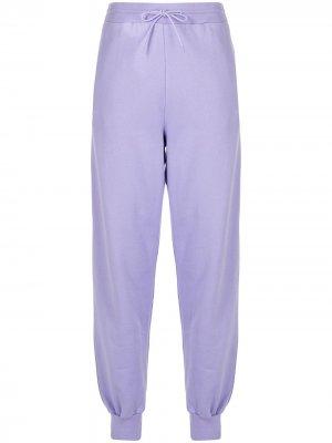 Спортивные брюки Être Cécile. Цвет: фиолетовый