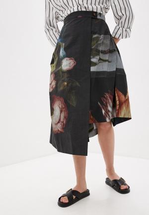 Юбка Vivienne Westwood. Цвет: разноцветный