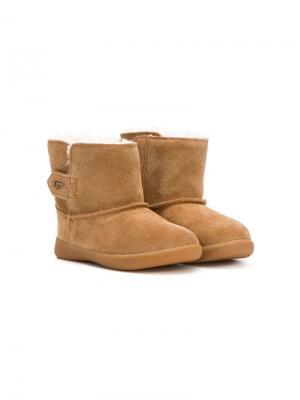 Ботинки Classic Mini UGG Kids. Цвет: коричневый