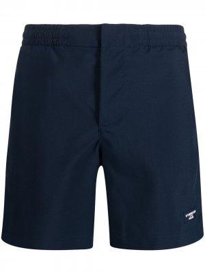 Плавки-шорты с эластичным поясом North Sails. Цвет: синий