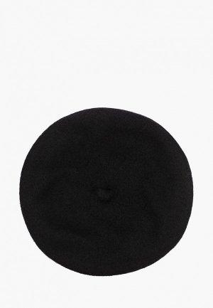 Берет Mango. Цвет: черный