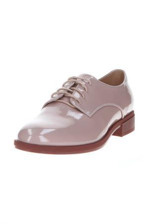 Ботинки LIBELLEN. Цвет: пудра
