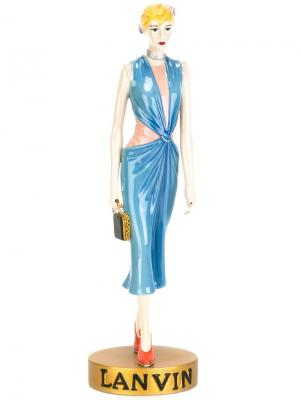 Статуэтка куклы Miss Lanvin. Цвет: разноцветный
