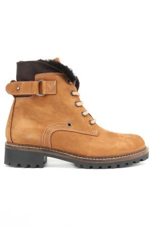 Ботинки Alessandro. Цвет: светло-коричневый