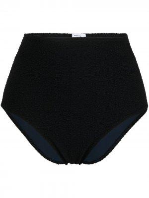 Плавки бикини с завышенной талией Roseanna. Цвет: черный