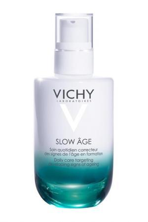 Флюид для всех типов кожи VICHY. Цвет: белый