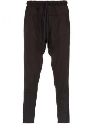 Sport trousers Osklen. Цвет: черный