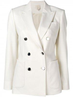 Пиджак Vistola Max Mara. Цвет: белый