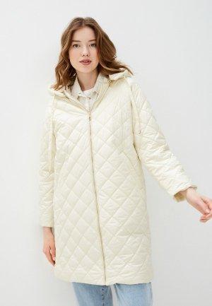 Куртка утепленная Bulmer. Цвет: бежевый