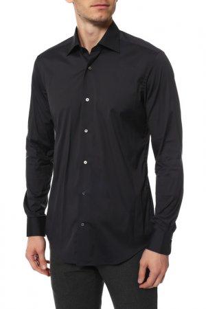 Рубашка Colletto Bianco. Цвет: черный