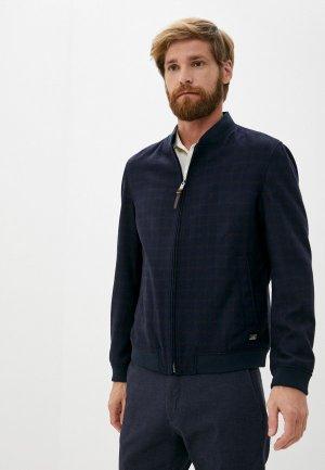 Куртка Strellson. Цвет: синий