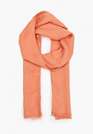 Палантин Coccinelle. Цвет: оранжевый