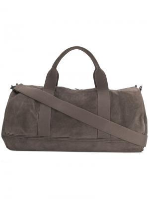 Спортивная сумка Season 5 Yeezy. Цвет: коричневый