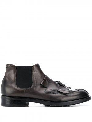 Doucals ботинки с кисточками Doucal's. Цвет: серый