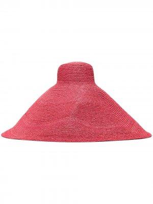 Шляпа Le Grand Chapeau Jacquemus. Цвет: розовый