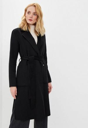 Пальто Michael Kors. Цвет: черный