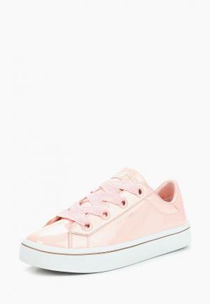 Кеды Skechers. Цвет: розовый