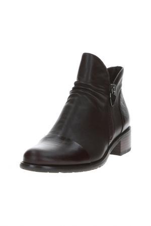 Ботинки Berkonty. Цвет: коричневый
