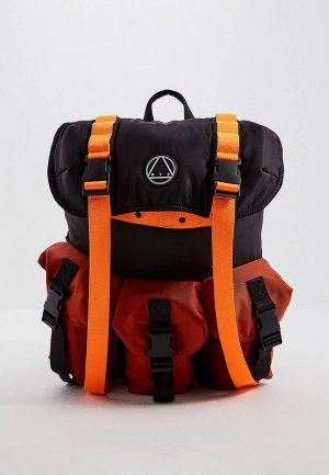 Рюкзак McQ Alexander McQueen. Цвет: оранжевый