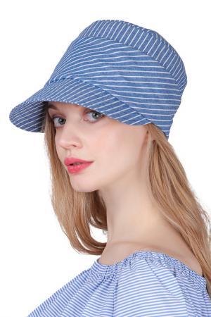 Шляпа DISPACCI. Цвет: джинсовый
