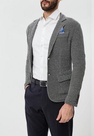 Пиджак Giorgio Di Mare. Цвет: серый