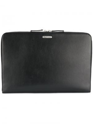 Чехол для ноутбука Saint Laurent. Цвет: черный