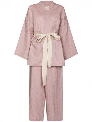 Пижама  01 Deiji Studios. Цвет: розовый