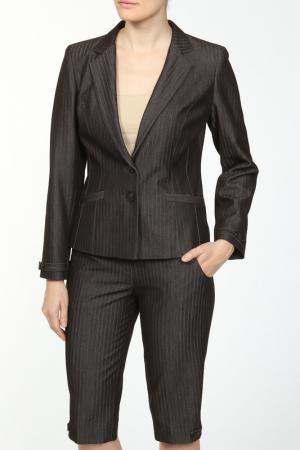 Пиджак MODART. Цвет: темно-серый