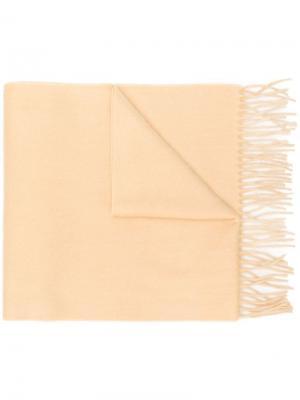Fringed edge scarf Begg & Co. Цвет: нейтральные цвета