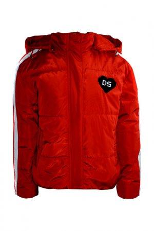 Куртка DE SALITTO. Цвет: красный