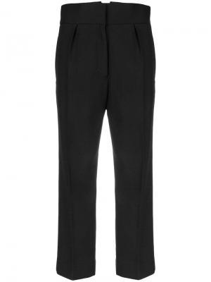 Cropped tailored trousers Ports 1961. Цвет: черный