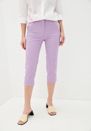 Капри Baon. Цвет: фиолетовый