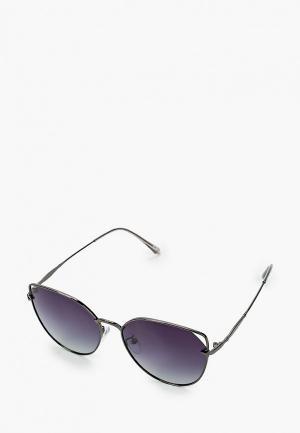 Очки солнцезащитные Mascotte. Цвет: синий
