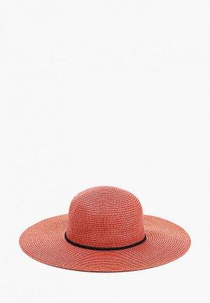Шляпа Fabretti. Цвет: красный