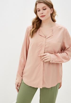 Блуза Junarose. Цвет: розовый