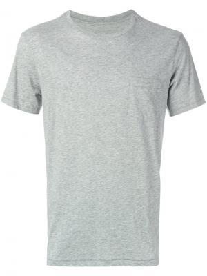 Plain t-shirt Osklen. Цвет: серый
