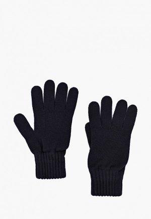 Перчатки Barbour. Цвет: синий