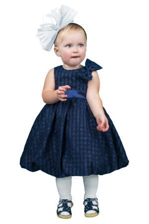 Платье BOOM. Цвет: темно-синий