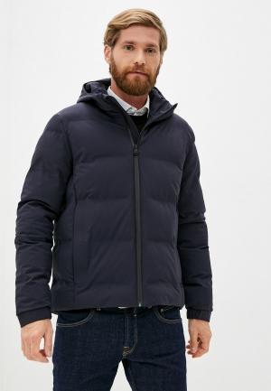 Куртка утепленная Brian Dales. Цвет: синий