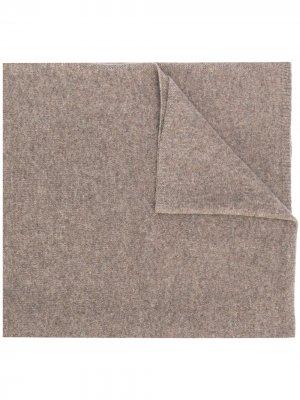 Кашемировый шарф Stola Liska. Цвет: нейтральные цвета