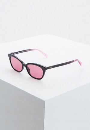 Очки солнцезащитные Max&Co. Цвет: черный