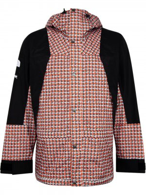 X  North Face Mountain Light jacket Supreme. Цвет: красный