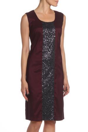 Платье MODART. Цвет: фиолетовый