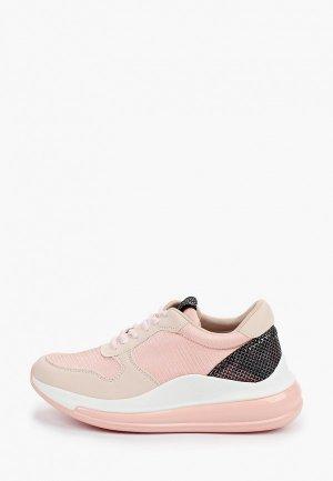 Кроссовки Just Couture. Цвет: розовый