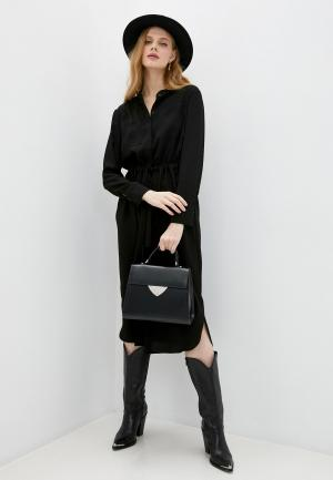 Платье Windsor. Цвет: черный
