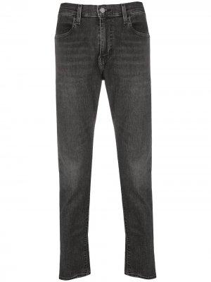 Levis зауженные джинсы 512 Levi's. Цвет: черный