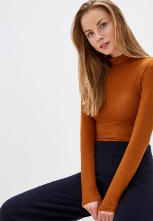 Водолазка Y.A.S. Цвет: коричневый
